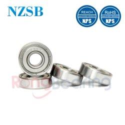 Rolamento de Esferas de entrada profunda para o ventilador do condensador (NZSB-608 ZZTN9 P6 MC3 SRL Z4) Precisão de alta velocidade os mancais de rolamento de rolete