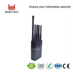 Multi-Band 8 антенны Портативные GPS WiFi GSM 3G 4G мобильному телефону сигнал блокировки всплывающих окон RF Car кражи Lojack автоматический выключатель мобильного телефона Bluetooth он отправляет сигнал