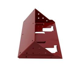 OEM Custom Aluminio Cobre Latón soporte de acero inoxidable/frame/caja o chasis para montaje en rack/Case/Alojamiento/ estampado de lámina de metal de soldadura//doblar o cortar la fabricación