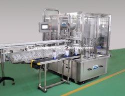 Macchina di coperchiamento di riempimento di frutta del liquido automatico del succo per il sacchetto del becco