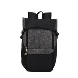 Moda grossista OEM RPET Notebook empresarial Lazer Caso iPad lado Backpack Bag Bolsa Escola