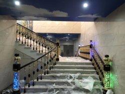 Для использования внутри помещений металлические прямая Лестница изготовлена в Китае