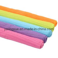8020El poliéster poliamida Paño de microfibra toalla 300GSM 40cm*40cm limpieza