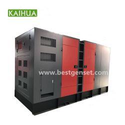 Générateur diesel Deutz refroidi par air 120KW 150kVA Groupe électrogène de type résistant aux intempéries
