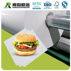 Grau alimentício Kfc Burger embalagem e papel de embalagem