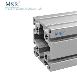 Ob100100b Aluminiumschlitz-Aluminiumprofil des strangpresßling-T für den Verkauf