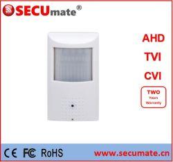 2MP 1080P Ahd Tvi Cvi 4 em 1 Tampa analógica HD câmera de segurança CCTV PIR