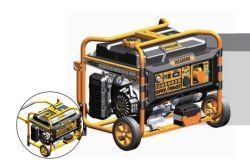 С водяным охлаждением воздуха 2000 Вт портативный газогенератор для кемпинга использовать