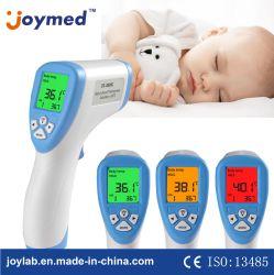 적외선 온도계 아기 온도 측정 전자총 비 접촉 적외선 디지털 이마 온도계