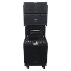 Sistema Line Array portátil--SG9-12 Sansui altavoz portátil profesional de 12 pulgadas con caja de madera 200W Soporte inalámbrico Control Wechat