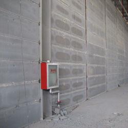 Bajo coste de los elementos prefabricados ligeros Alc/paneles AAC Popular en el Philippine