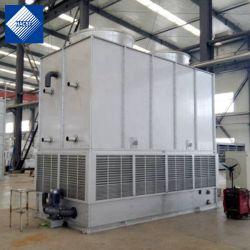 Intercambio de calor de alta eficiencia de suelda congelador condensador evaporativo
