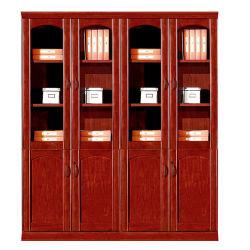 Mobiliário de escritório moderno situado 4 Portas alto cargo do Gabinete de enchimento de madeira