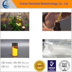 Prix de gros de l'huile de la CDB pour 500ml largement utilisé