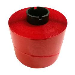 4mm Ope Boîte de papier ondulé rouge bandelette d'ouverture d'ouverture facile