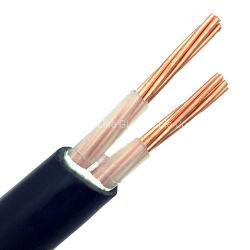 أسلاك التوصيل 4 كابل إلكتروني أسود مقاوم للحريق/الكهرباء قابلة للتوصيل / كابل الأسلاك (WDZBN-YJY) / أفضل سعر
