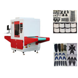 La azada / Auto marcado Vamp/máquina de coser marca las líneas de ropa calzado bolsos