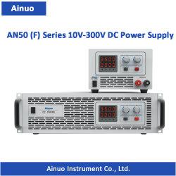 Alimentation c.c. de 10 V à 300 V série An50 (F) à faible consommation pour Equipement électronique de laboratoire