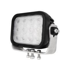 Emergencia de niebla traseras 120W Reflector de luz de la cabeza de conducción de la minería LED Spot Coche Encendido automático de luces de trabajo