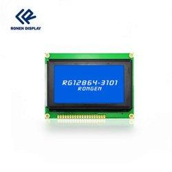 Stn 3.1 van de Duim de Module van Stn LCD van de 128*64- Resolutie