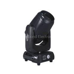 جهاز عرض صغير مع ضوء رأس متحرك بقوة 260 واط مع ضوء عيد الميلاد