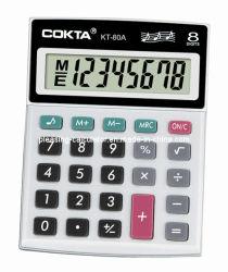 Calcolatore dell'ufficio di Digitahi, un calcolatore da tavolino elettronico delle 8 cifre (KT-80A)