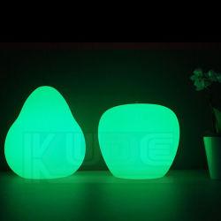 인테리어 장식 분위기 조명 램프 다채로운 애플 Pear 테이블 램프