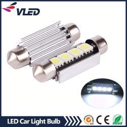 41mm 4 LED 5050 Voiture de feston Voiture de l'intérieur lumière
