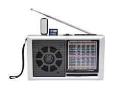11 حزمة راديو مع مشغل MP3 لبطاقة SD USB