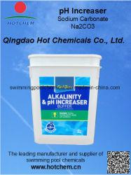Le Sodium Carbonate-Swimming Piscine Piscine chimique Balancer-pH jusqu'-bicarbonate de soude