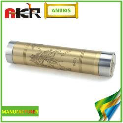 Высокое качество Ecig Механические узлы и агрегаты медные латунные Anubis из нержавеющей стали для продажи с возможностью горячей замены