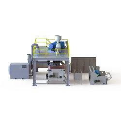 Дешевые 2400m перегорел расплава ламинированный спанбонд ткань производственной линии Механизма