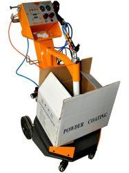 Caixa de vibração da unidade de pintura por pó de Alimentação