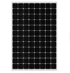 Los paneles solares 48V 500W 530W 550 vatios de silicio monocristalino fabricado en China