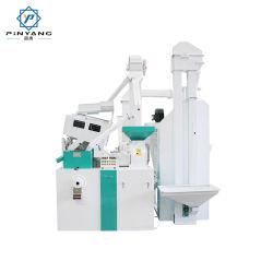20 TPD automatico Mini combinato riso Mill lavorazione riso piccolo Pianta