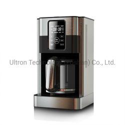 1.8Lによっては使用のステンレス鋼の装飾が付いている電気滴りのコーヒーメーカーのコーヒー機械が家へ帰る