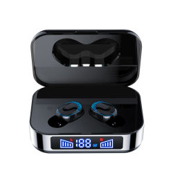 Le fournisseur Handfree Touch Tws Écouteurs Casque Bluetooth sans fil des écouteurs iPhone écouteurs sans fil de la baie de chargement ordinateur Huawei casque Xiaomi Factory