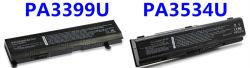 6 cellule générique 5200mAh Batterie pour ordinateur portable Toshiba Satellite Equium Dynabook série