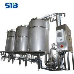Sistema personalizzato di CIP (pulire sul posto) con controllo di conducibilità e di temperatura