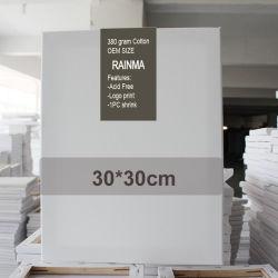 Baumwollkünstler-Malleinwand-Panel-Segeltuch-Vorstand 100% des 5*7 '' 8*10 '' 9*12 '' 11*14 '' Satz Kunst-Leerzeichen-280GSM
