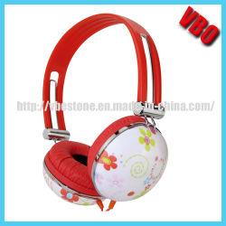 Hoofdtelefoons van de Douane van DJ van de Fabriek van China de Kleurrijke Promotie