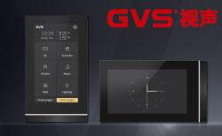 K-Bus nuevo Arrival-Knx Smart Touch V50 Hogar inteligente opcional Horizontal/Vertical.