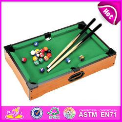 2014 het Nieuwe Houten Stuk speelgoed van de Lijst van de Snooker, de Populaire Houten Lijst van de Snooker van het Stuk speelgoed voor Verkoop, de Recentste Fabriek W11A027 van het Stuk speelgoed van de Lijst van de Snooker