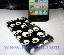 Скелет схема головки блока цилиндров жесткий футляр для Apple iPod Touch 4G