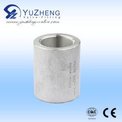 مقبس تركيب أنبوب عالي الضغط مصنوع من الفولاذ المقاوم للصدأ 3000 رطل لكل بوصة مربعة