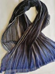 ABC Raibow ombragée de la laine fine châles de liage