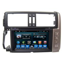 Doble DIN estéreo para coche con DVD de navegación Toyota Prado 2012