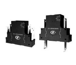 Hfe6 circuit vergrendelrelais met enkele spoel