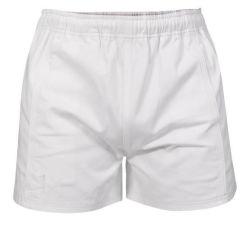Fixation standard coton Classic Short pour hommes avec des poches profondes dans
