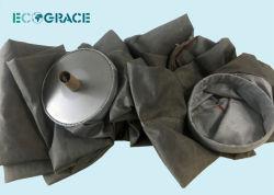 Tissus de fibre de verre tissé 700 Filtre à sac collecteur de poussière GSM 160 x 5000mm